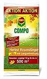 COMPO Herbst Rasendünger mit Langzeitwirkung 10 kg